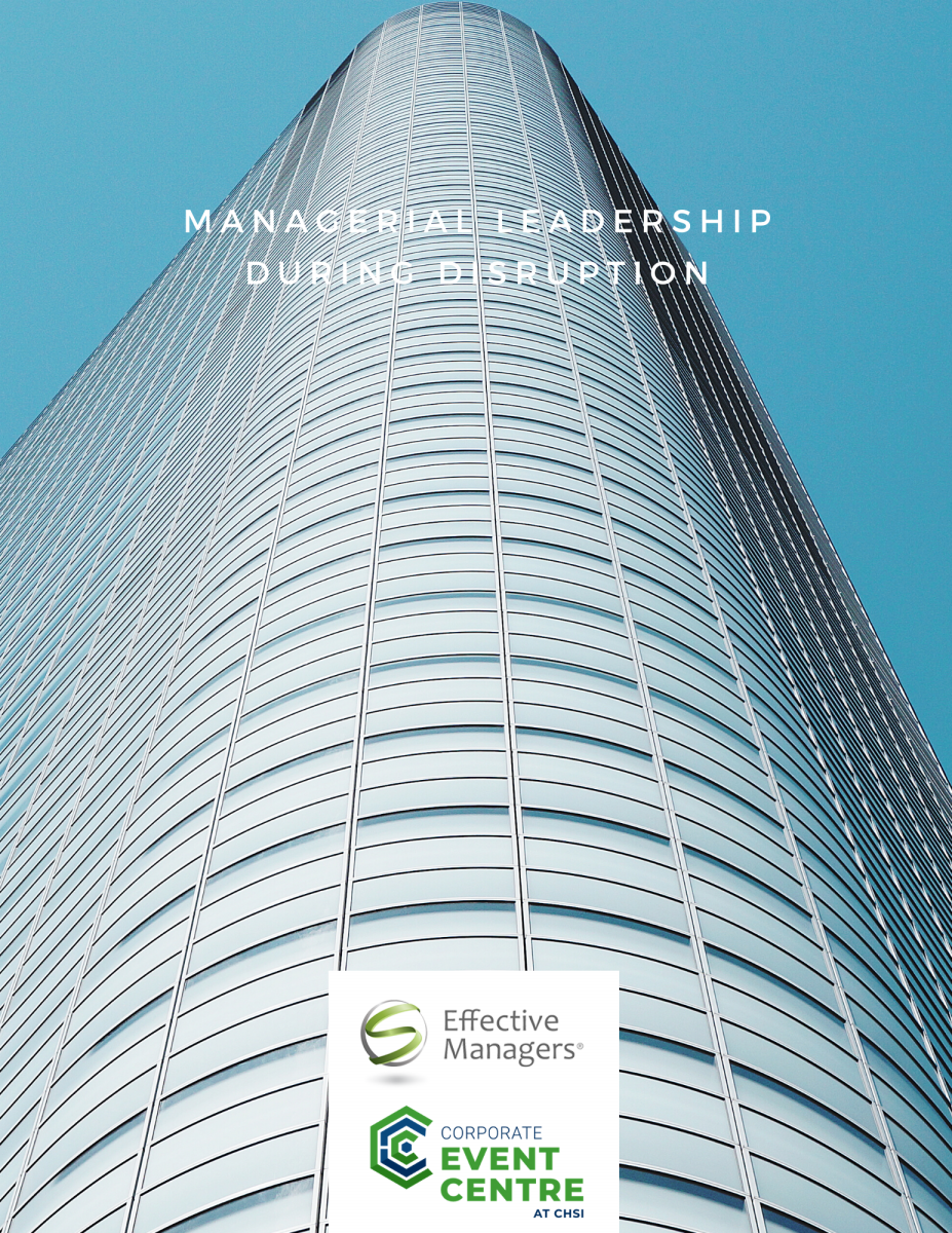 Managerial Leadership During Disruption